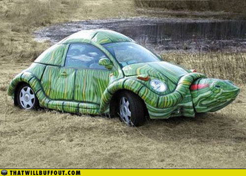 Turtle Modded Beetle
